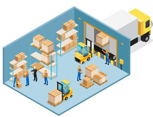 The Difference Between a Distribution Center and a Fulfillment Center